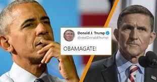Amerikaanse presidenten: 'Obamagate' hashtag van Trump en 'een absolute chaotische ramp' bekritiseerd door Obama