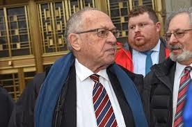 Dershowitz: Ik heb 'Geheime' Epstein-e-mails die 'Prominente Mensen in Handboeien' zullen zetten
