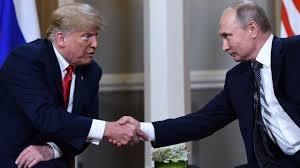 Poetin stelt voor, Trump beschikt over