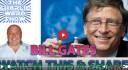 Waarom Bill Gates overschakelde van Microsoft naar vaccins - MUST WATCH