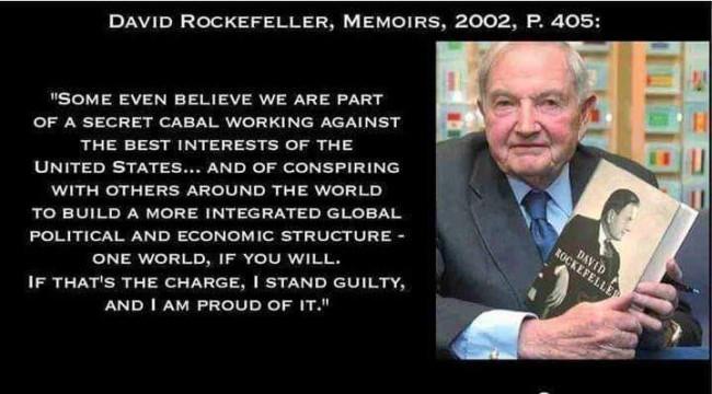 Rockefeller's Lockstep
