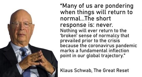 De waarheid van ons huidige systeem en de great reset!