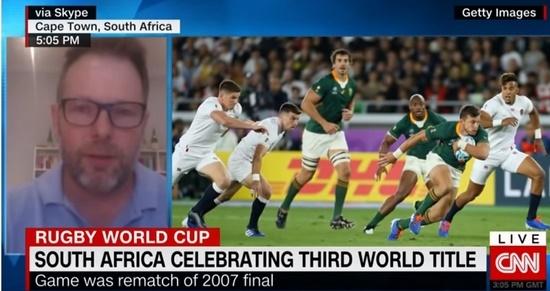 De Springbokken wereldkampioen: Zuid-Afrika jubelt in alle kleuren !