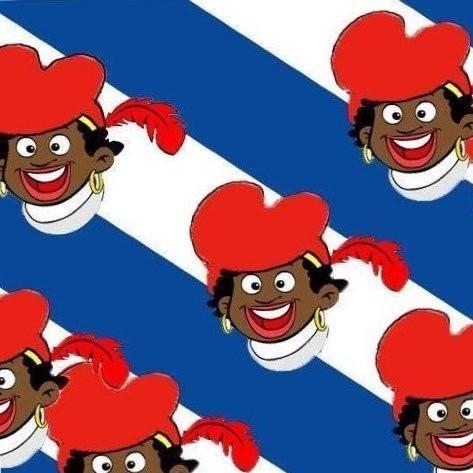 In heel Friesland blijft Zwarte Piet ook dit jaar welkom