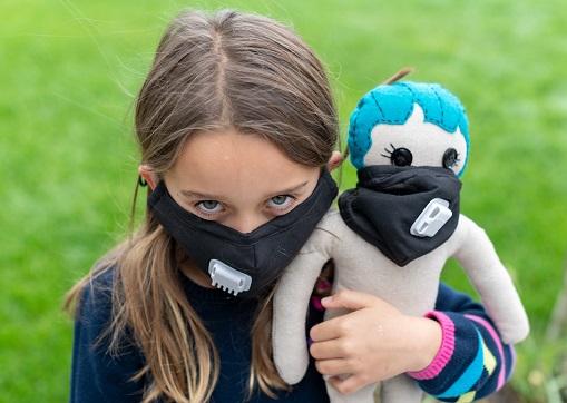 Misdaadkabinet: Mondkapjes voor kinderen