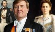 Willem-Alexander is 'niet van koninklijken bloede'. Is de lijn van Oranje-Nassau hier onderbroken?