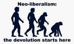 De ineenstorting van het neoliberalisme