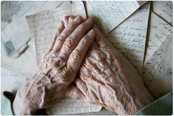 Brief aan oma en opa betreft corona