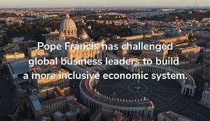 Great Reset in hogere versnelling: paus en Rothschild presenteren 'Raad voor Inclusief Kapitalisme'