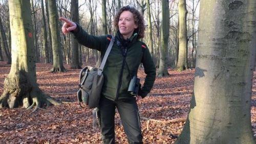 Boswachter-Jenny-van-Leeuwen-Foto-Omroep-West