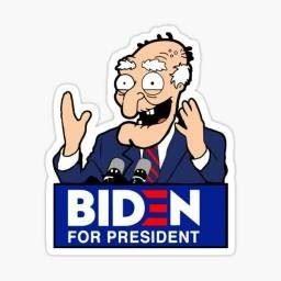Biden for presi