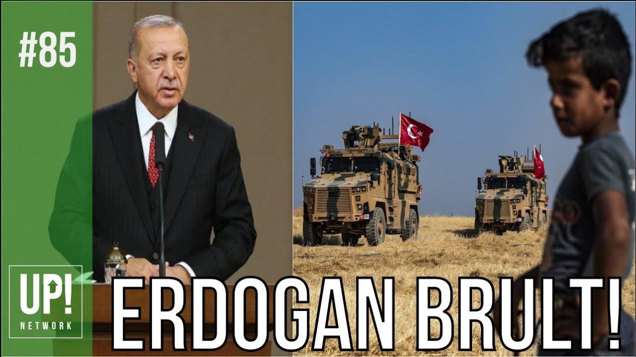 85. Erdogan helpt Islamitische Staat (IS) | UP!DATE